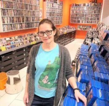Daglig leder Anette Pedersen. Foto: John Berge, Videomagasinet.no