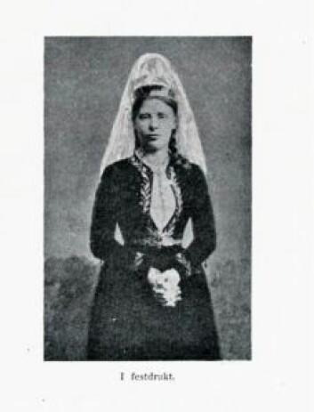 Foto fra boken av Mirjam Devold, 1930, De ulykkelige venn