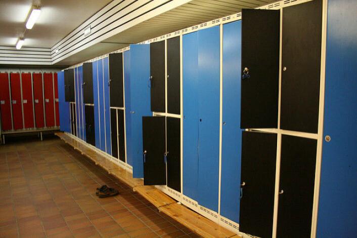 Garderoben ser litt kommunal ut. Går det ikke an å freshe den opp. Foto: Bymiljøetaten / Flickr