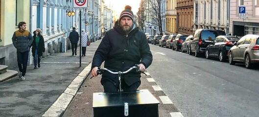 — De som klager mest på bilens nedgradering i Oslo, er kanskje innom hovedstaden bare når fotballaget deres kvalifiserer seg til cupfinalen