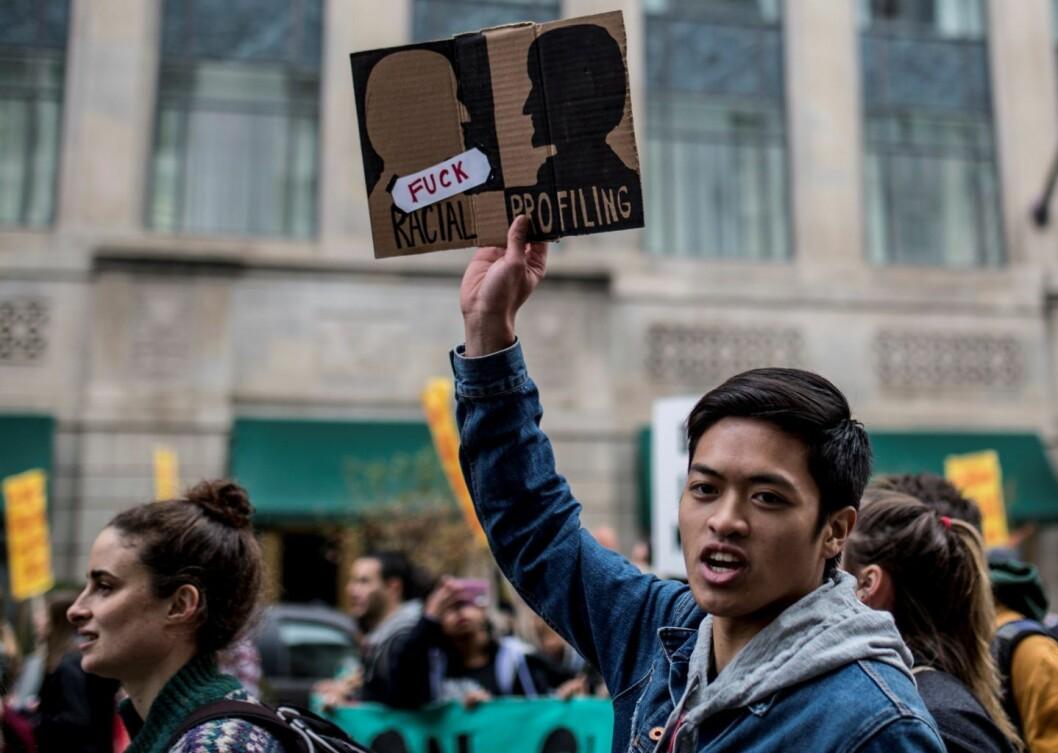 En rekke organisasjoner har nå fått nok av det de kaller etnisk profilering fra oslopolitiet. Foto: Johnny Silvercloud / Flickr