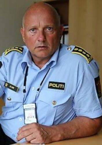 John Roger Lund er enig med i at politifolk må bli flinkere til å forklare hvorfor kontroller gjennomføres.