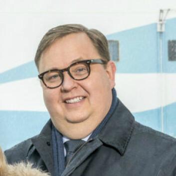 Johan Edelman. Foto: Daniel Spiro