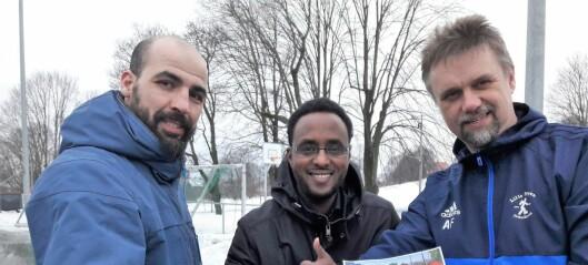 Forward, Sterling, Tøyen sportsklubb og Lille Tøyen FK vil samarbeide for å gi barn bedre muligheter til å drive idrett