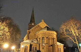 Fem kirker i Oslo legges sannsynlig ned