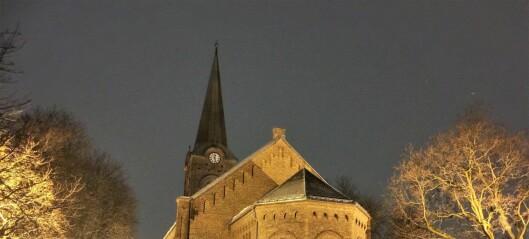 – Taizebønn i Sofienberg kirke er nok det nærmeste jeg har kommet å kjenne meg åndelig hjemme i kirka
