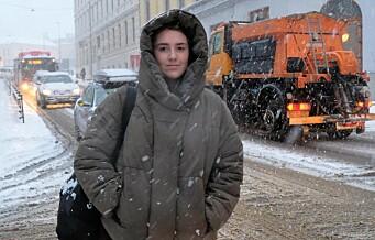 Kamilla ble meid ned av bilist i Løkkeveien. Nå krever hun handling