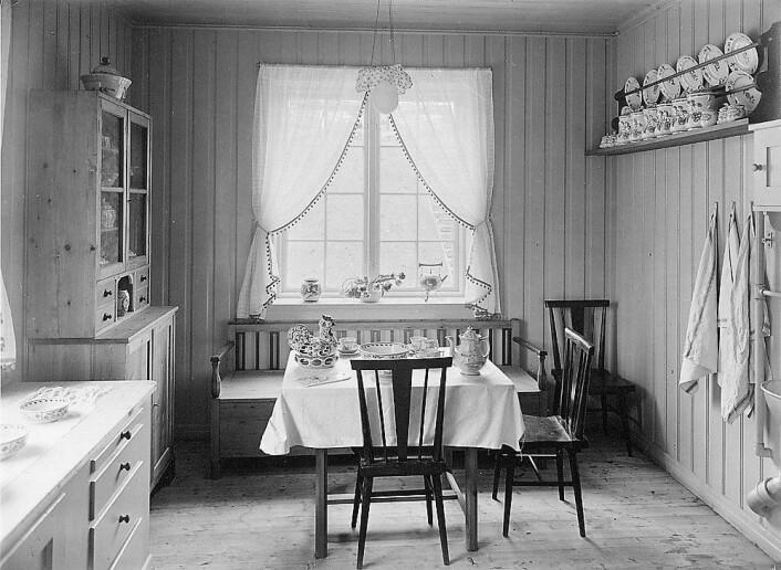 Østkantutstillingen 1931. Fotograf: Nanna Broch / Riksarkivet