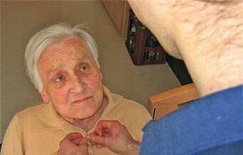 – Å beskylde Høyre for å kutte i eldreomsorgen blir helt feil
