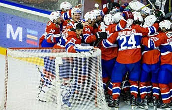 Trener Petter Thoresen (56) har 12 Oslo-gutter med på ishockeylandslaget i OL