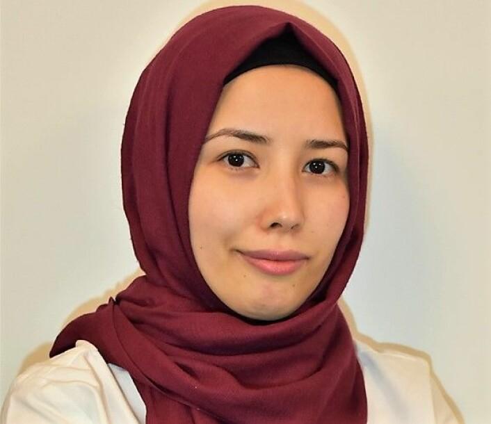Rokaya Houssainali vil hjelpe deg som er utsatt for diskriminering. Foto: Skeiv Verden
