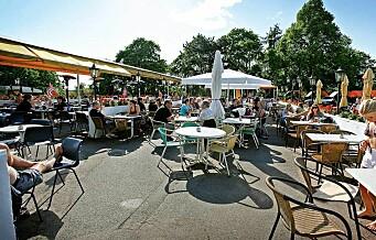 Food trucks skal løse serveringsproblemene ved uteserveringen på St. Hanshaugen