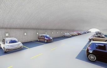 Det er ingenting grønt med å bygge et parkeringshus med 600 plasser på Frogner