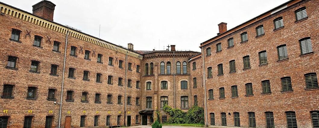 Oslo fengsel er fredet, men skal bli som nytt. Foto: Statsbygg
