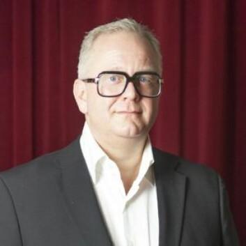 Ivar Halstvedt, administrerende direktør SF Kino.