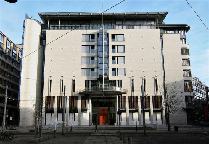 Ni år etter voldtekten sto mannen tiltalt i Oslo tingrett. Foto: Wikipedia Commons