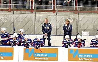 Sluttspillet i ishockey starter i morgen. Vålerenga Hockey møter Lillehammer i kvartfinalen
