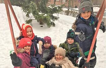 I dag utløper fristen for å søke barnehageplass. To av fem Oslo-familier benytter ikke sin rett på gratis kjernetid i barnehagen