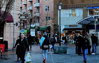 Langvarig trend med ledighetsnedgang i Oslo