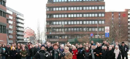 Oslo-ordfører ledet ulovlig demonstrasjon da SV sperret gate på Tøyen
