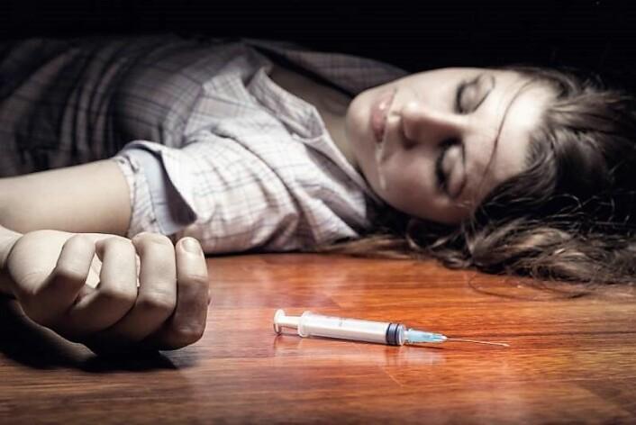 Bydel St. Hanshaugen opplevde en dobling i antall overdosedødsfall blant bydelens innbyggere fra 2015 til 2016. Illustrasjonsfoto: Shutterstock