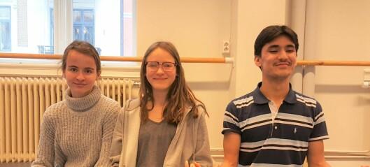 Her finner stressede ungdommer indre ro på Hartvig Nissen skole