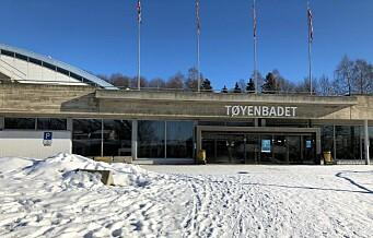 Ikoniske Tøyenbadet, en nedbemannet bastion