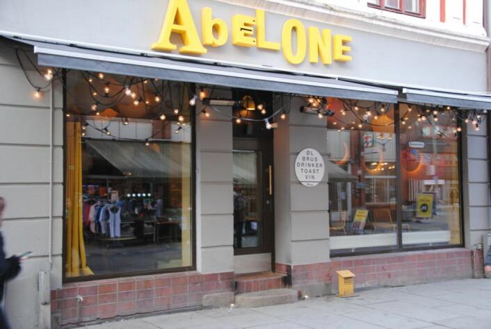 Abelone bar i Brugata. Foto Arnsten Linstad