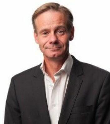Kommunikasjonssjef i Sporveien, Cato Asperud. Foto: Sporveien