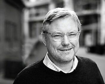 Direktør for samfunn og plan i Aspelin Ramm, Sverre Landmark. Foto: Aspelin Ramm