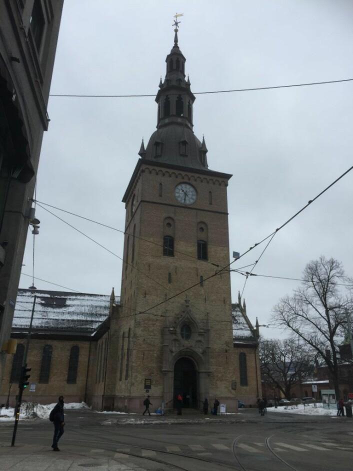 Domkirka. Foto: Kjersti Opstad