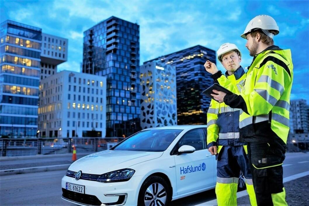 Hafslund og E-CO Energi blir til sammen en av landets største energiaktører. Illustrasjonsfoto: Hafslund Varme