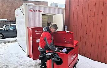 Borettslag på Sagene kan motta pakker i egen postautomat