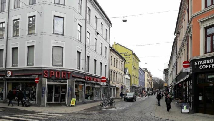 Nå er mange redde for at Torggatas ry som undergroundgate med forretninger du ikke kunne finne andre steder er i ferd med å forsvinne. Foto: Anders Høilund
