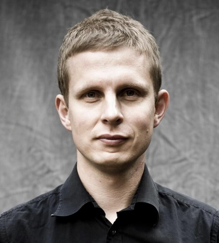 Krf-politiker Erik Lunde er bekymret for utvikligen rundt Storgata 36. Foto: Kristlig Folkeparti