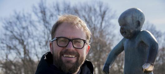Sinnataggen fjernes fra Frognerparken i sommer og stilles ut ved kunstmuseet Louvre i Paris