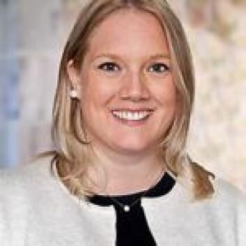 Helsepolitisk talsperson i Frp, Aina Stenersen, vil gi honnør til byrådet. Foto: Oslo kommune