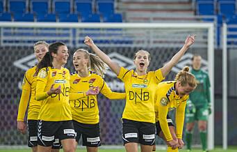 LSK overkjørte Enga-jentene i serieåpningen