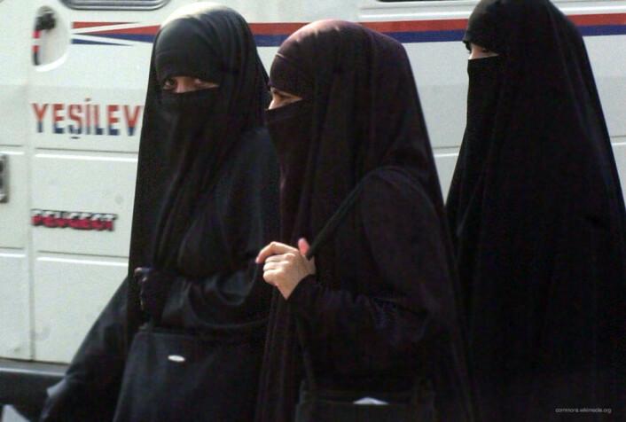 Oslopolitiets nye rapport viser at muslimske kvinner er mest utsatt for hatkriminalitet. Foto: Wikicommons