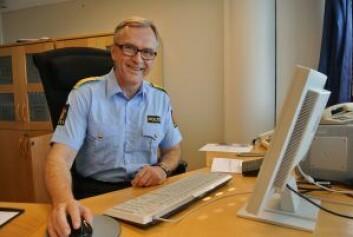 - Hatkriminalitet rammer flere enn bare den fornærmede, sier Oslos politimester Hans Sverre Sjøvold. Foto: Oslo politidistrikt