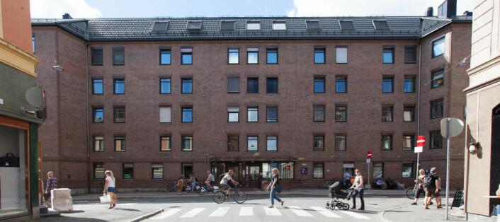 Da den demente kvinnen hadde roet seg ved Grünerløkka sykehjem, ble hun tvangsflyttet igjen. Sykehjemmet skulle legges ned. Foto: Oslo kommune