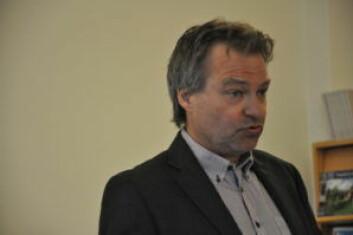 Advokat Dag Fosse representerer fire utesteder i Oslo som rammes av det rødgrønne byrådets nye skjenkeregler. Foto: Arnsten Linstad