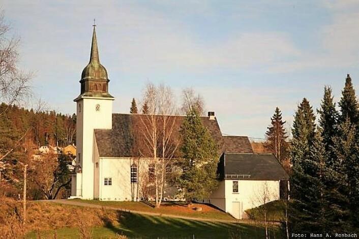 Klemetsrud kirke foreslås nedlagt av Kirkelig fellesråd. Foto: Kirkesøk / Hans-A.-Rosbach