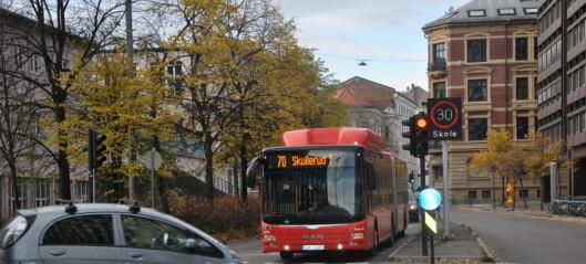 — Den jævla stortingsgarasjen ødelegger for ungene i Løkkeveien. Unnskyld uttrykket, ordfører