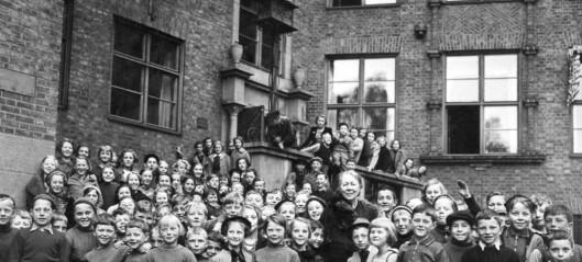 Anna Sethne: lærerinnen som styrte ved Sagene skole og endevendte norsk skoletankegang