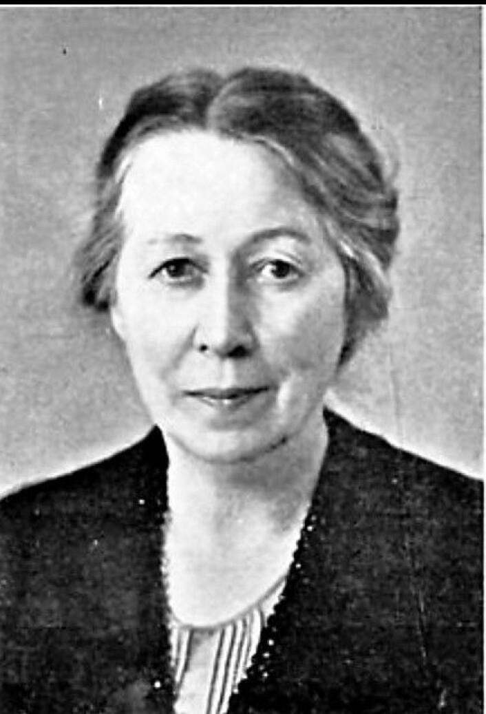 Anna Sethne. Foto: Wikipedia