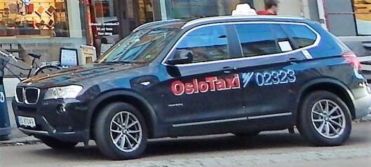 Ingen ekstra taxi-beredskap i Oslo hvis det blir buss-streik