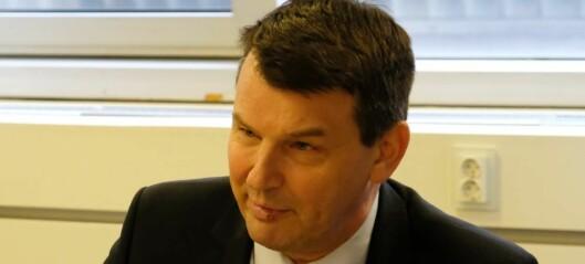 Justisminister Tor Mikkel Wara sier Frps innvandringspolitiske eks-talsmann tvert imot: — Oslo er en av verdens tryggeste byer
