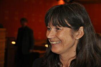 Styreleder i Stokstad A/S, Anne Kristine Teigen. Foto: Arnsten Linstad