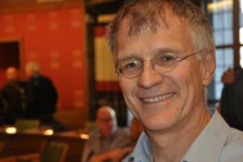 Administrerende direktør i Nordox, Lars Tomasgaard. Foto: Arnsten Linstad